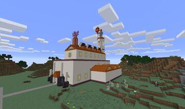 Therma Imperatoris Caesaris Neronis Augusti Minecraft Map & Project