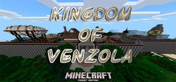 Kingdom Of Venzola. Minecraft Map & Project