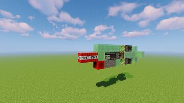 Torpedo HEAT Missile Minecraft Map & Project
