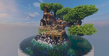 Pandora Lobby [Free Download] Minecraft Map & Project
