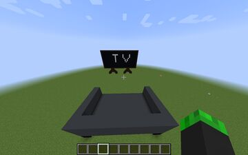 giant items 1.0 Minecraft Map & Project