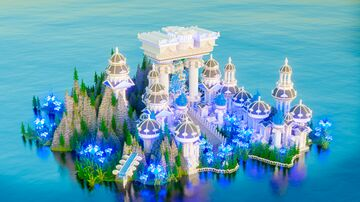 -- Angels Hub -- By Sakoué Minecraft Map & Project