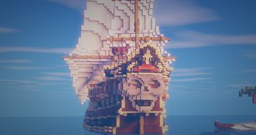 The Black Lady -=- Den Sorte Dame Minecraft Map & Project