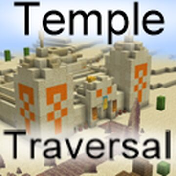 Temple Traversal Demo 1 Minecraft Map & Project
