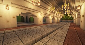 Metro station Pl. Revolution Minecraft Map & Project
