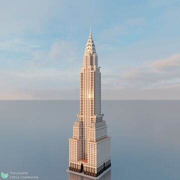 Titan Building (Complete Remake) | New Limesville City | NL | UCS Minecraft Map & Project