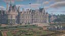 Waddesdon Manor Minecraft Map & Project