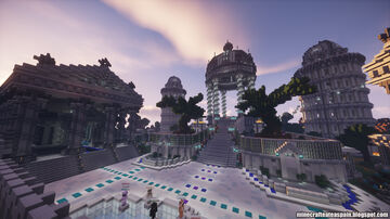 Minecraft Auroners Network server trailer, by Mike Winchester. Minecraft Map & Project