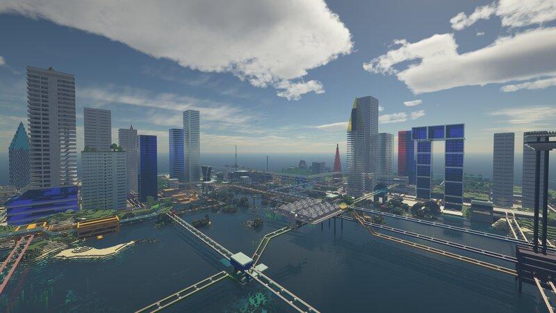 DG World Metropolis