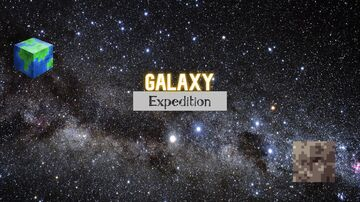 Galaxy Expedition (BETA) Minecraft Map & Project