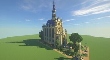 Kathedrale [Java Edition] Minecraft Map & Project