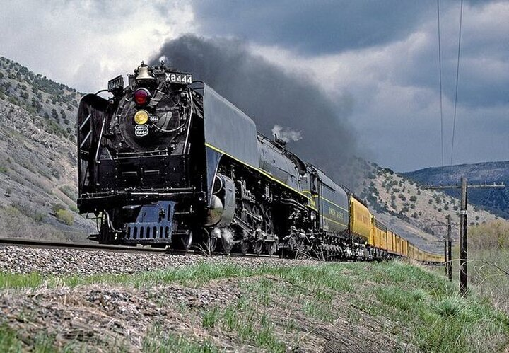 Union Pacific FEF-3 Northern