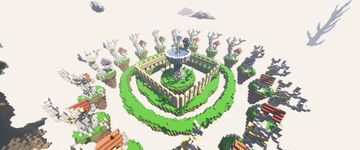 SkyWars SW2 Map Minecraft Map & Project