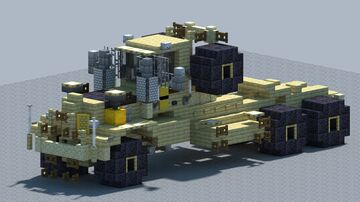Kenworth 953 Offroad Truck [With Download] Minecraft Map & Project