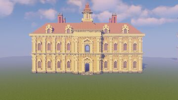 Baroque City Building Minecraft Map & Project