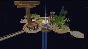 WadZee OneBlock World Survival Minecraft Map & Project