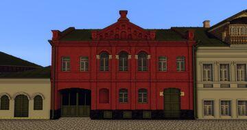 Factory of Vasily Onufrievich Potapenko [Фабрика Василия Онуфриевича Потапенко] Minecraft Map & Project