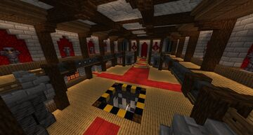 MrBirdy's Trophy Room Minecraft Map & Project