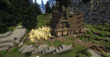 Drelas Cottage (Skyrim TES) Minecraft Map & Project