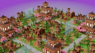 KITMAP WARZONE ORIENTAL - FOR SALE 1.8x1.12 Minecraft Map & Project