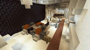 Hide and Seek[Star Wars.Battle of Hoth] Minecraft Map & Project