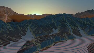 Alban - Landscape Minecraft Map & Project