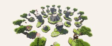 SkyWars SW3 Map Minecraft Map & Project