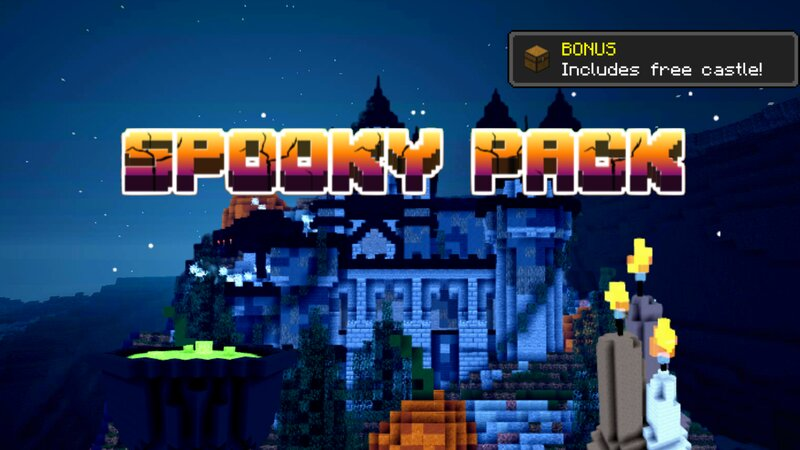 Spooky Pack - Halloween Bundle