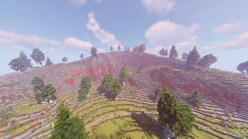 Redrock - 1024x1024 Custom Worldpainter Map Minecraft Map & Project