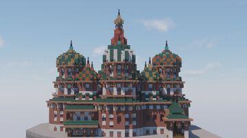 Собор Василия Блаженного Minecraft Map & Project