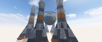 SkyWars SW4 Map Minecraft Map & Project