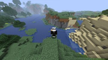Panorama Seed (ALL VERSIONS SUPPORTED) Minecraft Map & Project
