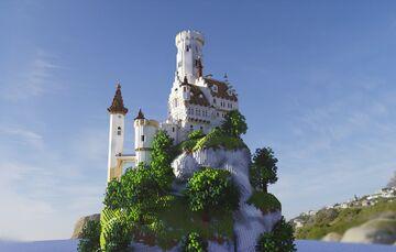 Lichtenstein Castle Minecraft Map & Project