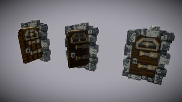 APPLICABLE_DOORS-001 [FREE] Minecraft Map & Project