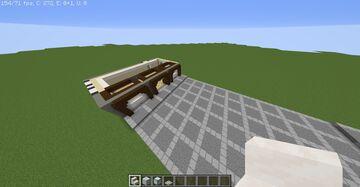 Unfinshed progress #1 Minecraft Map & Project