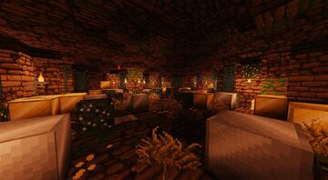 Temple des Conquêtes Minecraft Map & Project