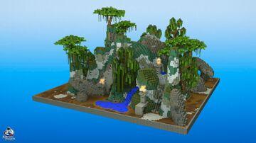 HCF Koth – JUNGLE Theme Minecraft Map & Project