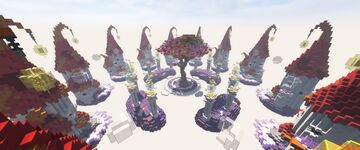 SkyWars SW5 Map Minecraft Map & Project