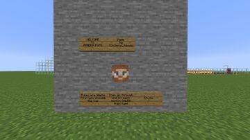 Randomized PVP Minecraft Map & Project