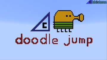 Doodle Jump Minecraft Map & Project
