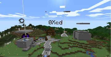 A City at the End of the World Minecraft Map & Project