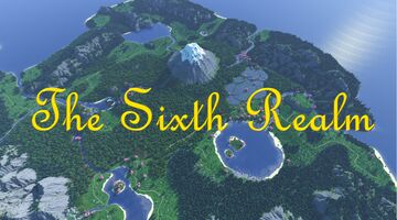 The Sixth Realm Minecraft Map & Project
