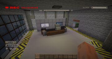 OUTLAST UNDERGROUND LAB Minecraft Map & Project