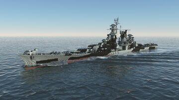 USS Alaska Minecraft Map & Project