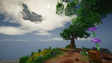 🌲 Waiting Island 🌲 Minecraft Map & Project