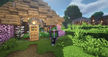 Save The Bees House Minecraft Map & Project