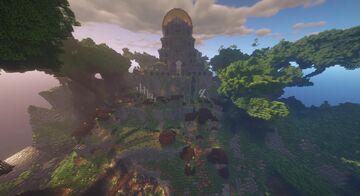 Aztec Kingdom Minecraft Map & Project