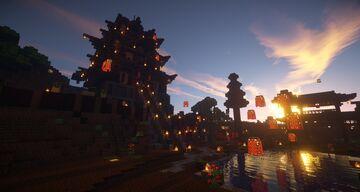 Hyborn Server Mapa Minecraft Map & Project