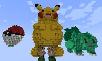 Pokemon Burning Map Minecraft Map & Project