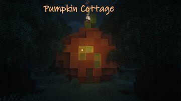 Pumpkin Cottage - Downloadable Map Minecraft Map & Project